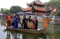 Bac Ninh: Festival to mark decade of Quan ho folk singing UNESCO recognition