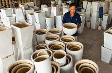 Ceramic producers seek to sustain exports