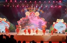 Peach blossom festival kicks off in Lang Son