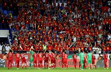 Vietnam show remarkable progress at Asian Cup 2019