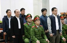 Former public security officers brought to trial in Hanoi