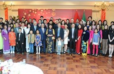 Vietnamese communities around the world celebrate Tet