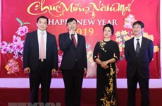 New York gathering celebrates Tet