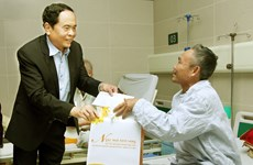 Support for low-income cancer patients ahead of Tet