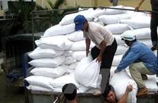 More localities get food aid ahead of Tet