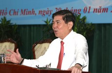 Public employees crucial to local development plans: HCM City official