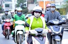 Hanoi chokes as air pollution increases