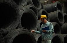 Hoa Phat's steel export surges in 2018