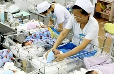 Hanoi works to reduce gender imbalance at birth