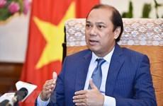 Prime Minister's Special Envoy visits Myanmar