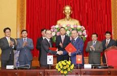Vietnam, RoK enhance cooperation in cross-border crime prevention