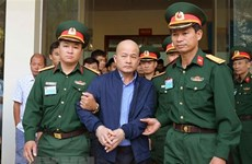 Dinh Ngoc He prosecuted for another charge