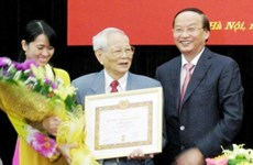 Former Politburo member Nguyen Duc Binh passes away