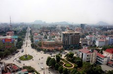 Thanh Hoa's urban master planning scheme approved