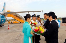 Vietnam Airlines opens Can Tho – Da Nang route