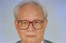 State funeral held for former Politburo member Nguyen Duc Binh