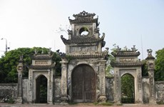 Chuong Pagoda features historical values in north Vietnam
