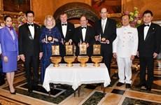 Thailand: Recipients of 2018 Prince Mahidol Award announced