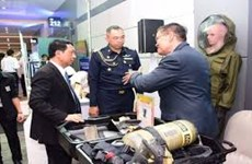Thai inventors showcase their products