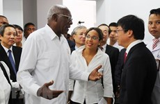 Vietnam-Cuba hospital, a highlight in bilateral healthcare cooperation