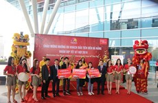Da Nang, Quang Ninh welcome first foreign visitors in Lunar New Year