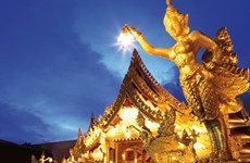 Thailand 'top destination' for Lunar New Year celebrations