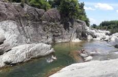 Tra Boi Stream – hidden charm of Quang Ngai province