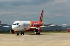 Vietjet Air flight makes unscheduled landing for technical check