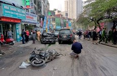 Traffic accidents kill 96 in five days of Lunar New Year holiday