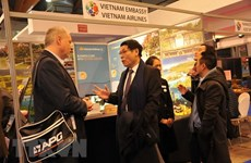 Vietnam promotes tourism at Belgium's holiday fair