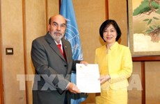 FAO chief lauds Vietnam's development achievements