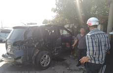 Tet traffic accidents kill 135