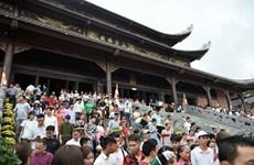 Festival kicks off at Vietnam's largest pagoda