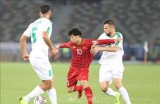 "Korean Times calls Cong Phuong ""Messi of Vietnam"""