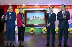 Top legislator visits Vietcombank, customs sector after Tet