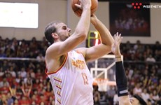 Saigon Heat lose to Singapore Slingers at ABL