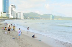Two Russians drown at Nha Trang beach