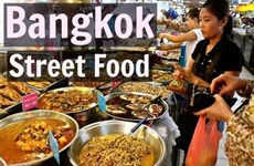 Best street foods featured in Bangkok