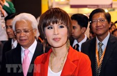 Thai princess disqualified as candidate for premiership