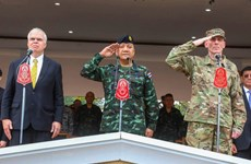 Thailand, US launch Cobra Gold military exercise