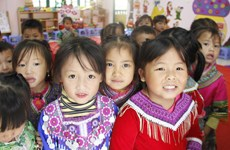 Vietnamese language teaching enhanced for ethnic children