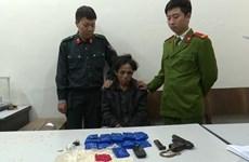 Man arrested for keeping 3,200 methamphetamine pills