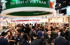 Vietnamese firms join world's largest food, beverage fair in UAE