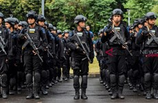 Indonesia: Officers to guard presidential election debate