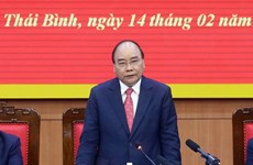 PM lauds Thai Binh's socio-economic achievements