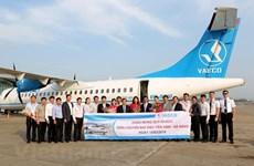 VASCO launches Vinh-Da Nang air route