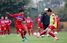 Vietnam teams learn opponents for Olympics, AFC qualifiers