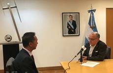 Vietnam has important role to play in Argentina's external relations: official