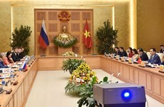 Vietnam, Russia discuss e-government building