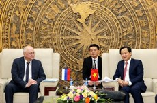 Vietnam, Russia step up anti-corruption collaboration